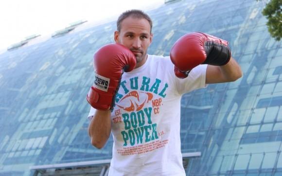 Boxsport – wie Ex-Profiboxer Lukas Schulz über vegan denkt