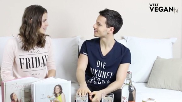 Niko Rittenau im Gespräch mit Stina Spiegelberg