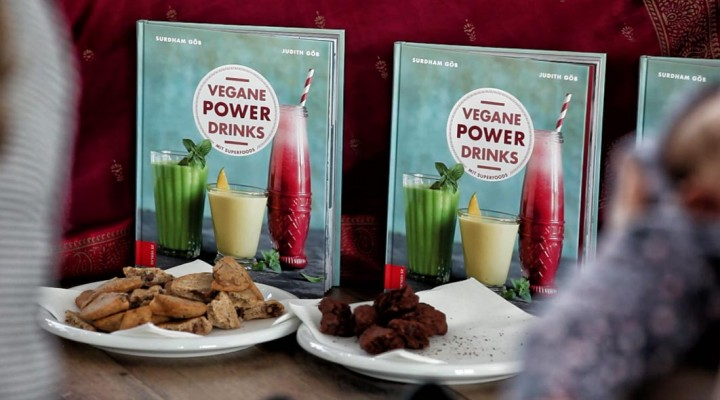 Surdham Göb – Vegane Powerdrinks  mit Superfoods