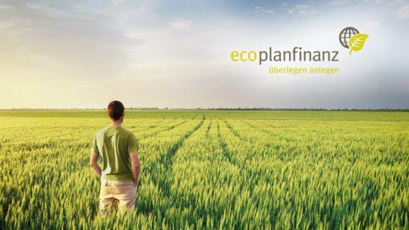 Geld lässt sich auch grün anlegen – Ecoplanfinanz
