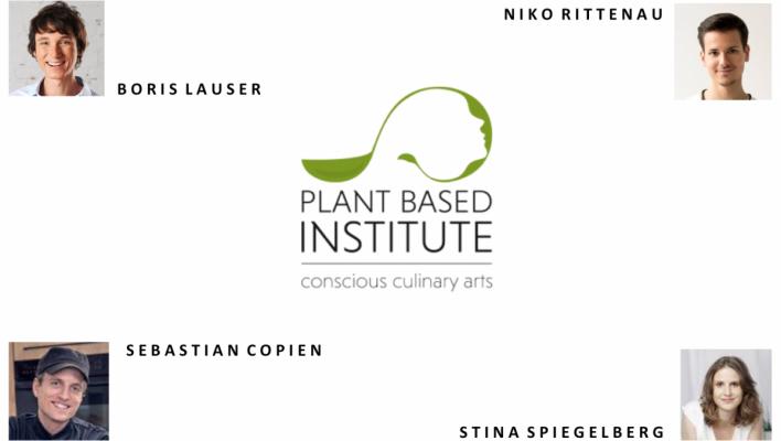 Plant based Institute 2017