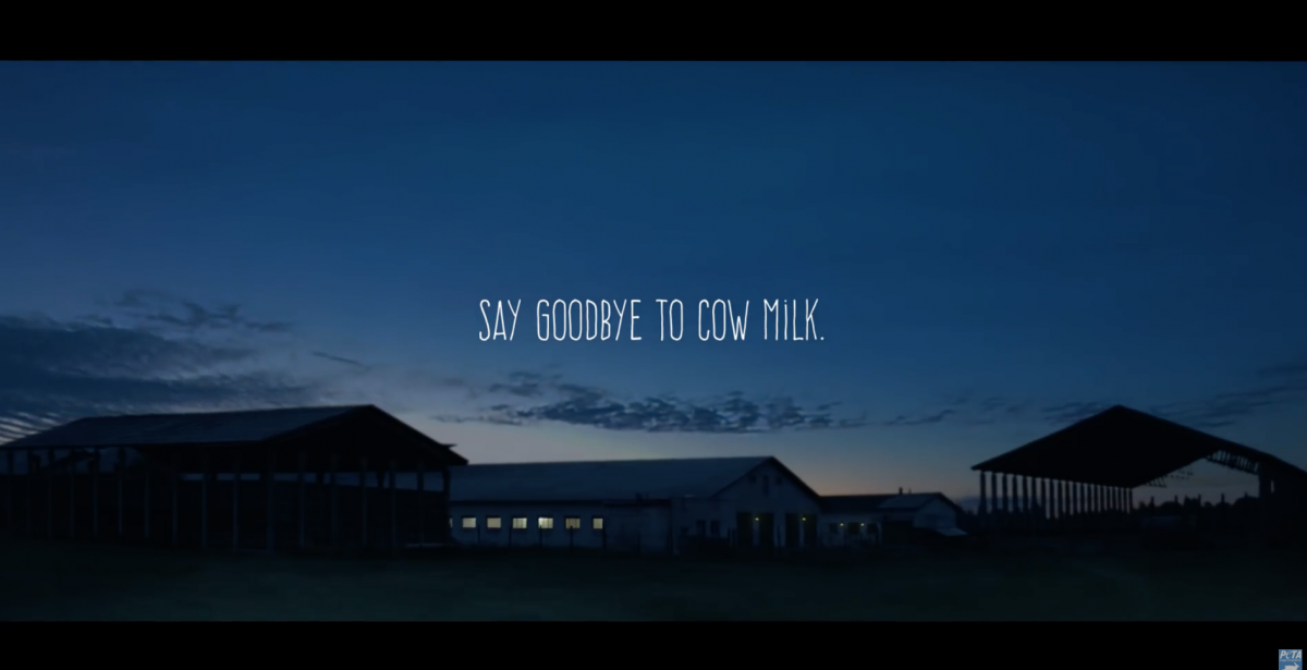 Goodbye Milk !!