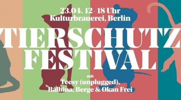 Tierschutz Festival in der Kulturbrauerei Berlin