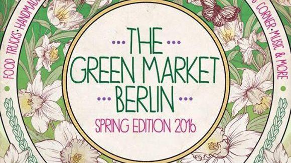 The Green Market Berlin