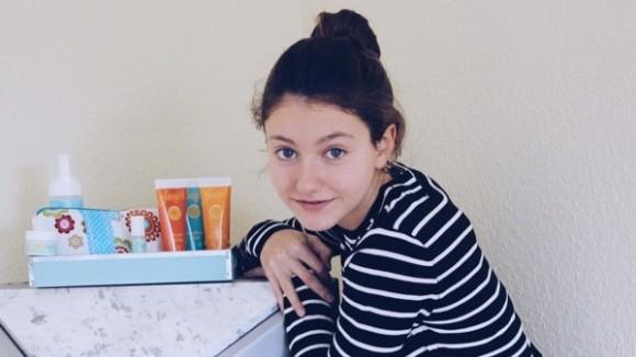 Lexagirl Naturkosmetik – Lilly Alexandra mit Videobotschaft