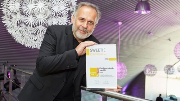Vivanis Vegan-Schokolade iChoc erhält Süßwaren Award