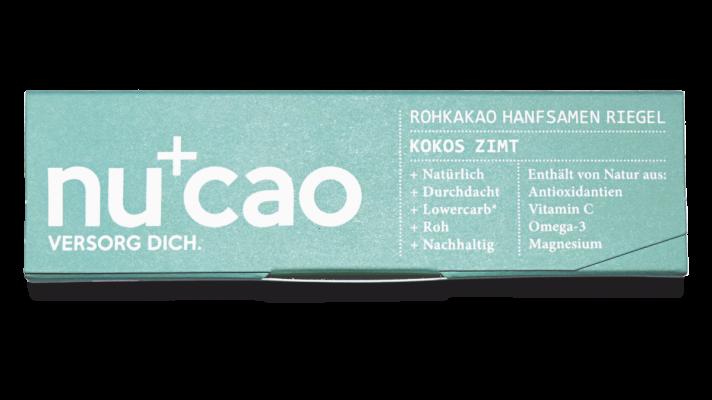 nucao – Schokoriegel mit Sinn